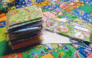 Набор для лоскутного одеяла