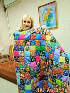 лоскутное одеяло. Мир лоскутов.ру